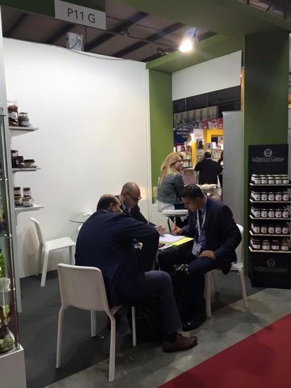 3 - 6 Maggio 2015 - TUTTO FOOD (Fiera Milano)