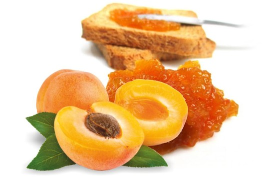 EXTRA  Jam of APRICOTS