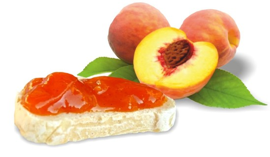 EXTRA Jam of PEACHES