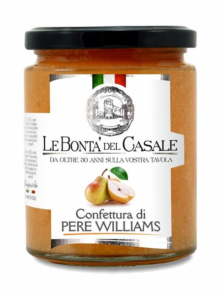 Confiture Pere Williams