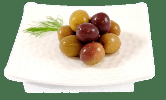 "Olive ""Baresane"" in salamoia"