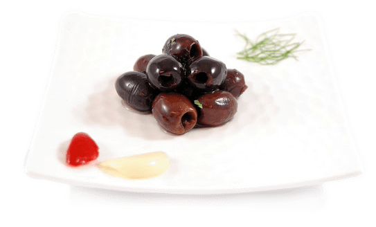 "Pitted Olives ""saporite"" in oil"