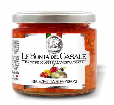 Bruschetta of Peppers
