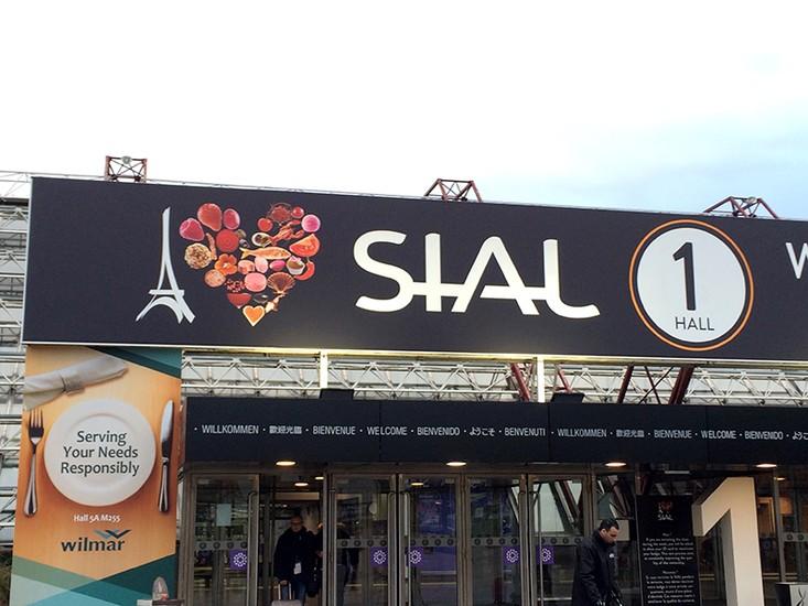 Dal 19 al 23 Ottobre 2014 SIAL di Parigi.