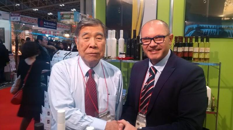 """DI.S.PA.C s.r.l. """"Le Bontà del Casale"""" ha annunciato la sua presenza al Foodex Japan - Tokio"""