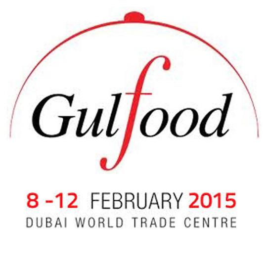 Dall'8 al 12 Febbraio 2015 GulFood Dubai (EMIRATI ARABI UNITI)