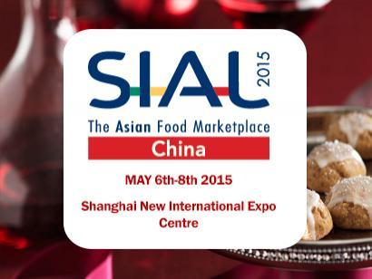 6/8 Maggio 2015 - Sial China (Shanghai, CINA)